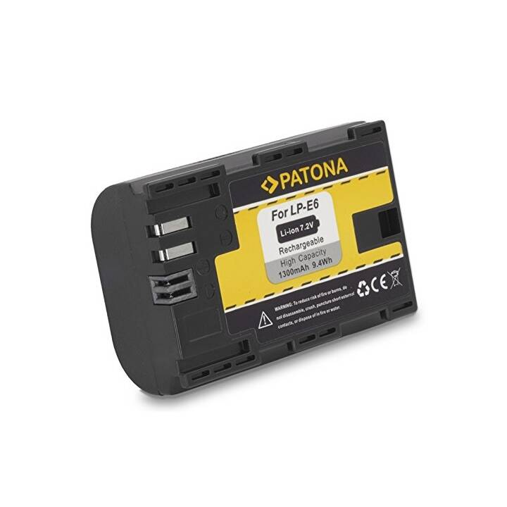 PATONA 1078, batterie rechargeable
