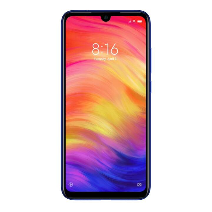 "XIAOMI Redmi Note 7  (64.0 GB, 6.3 "", 48.0 MP, Blu)"