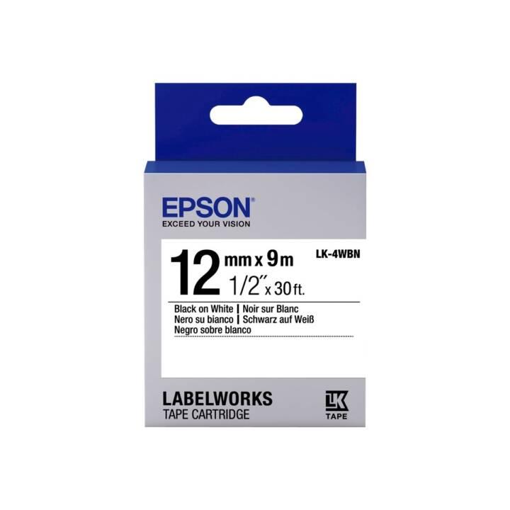 EPSON LabelWorks LK-4WBN