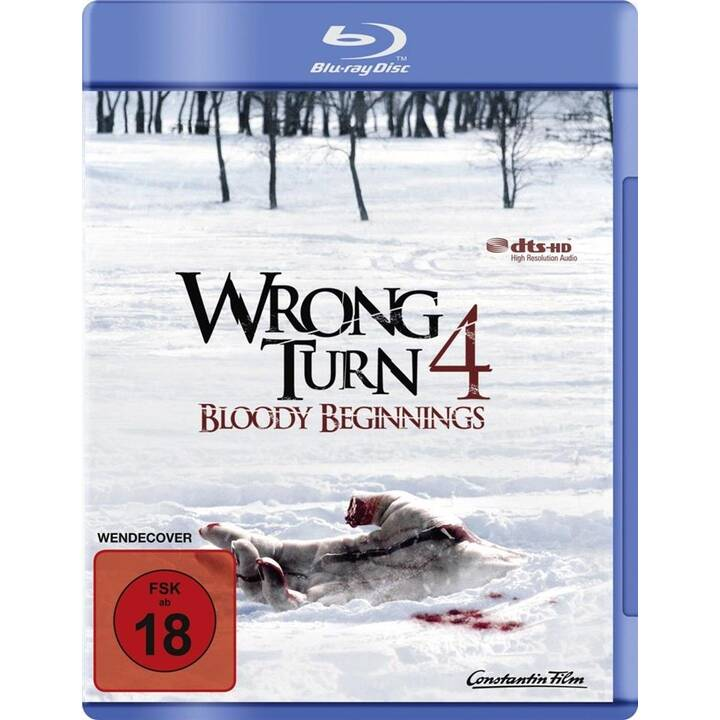 Wrong Turn 4 - Bloody Beginnings (DE, EN)