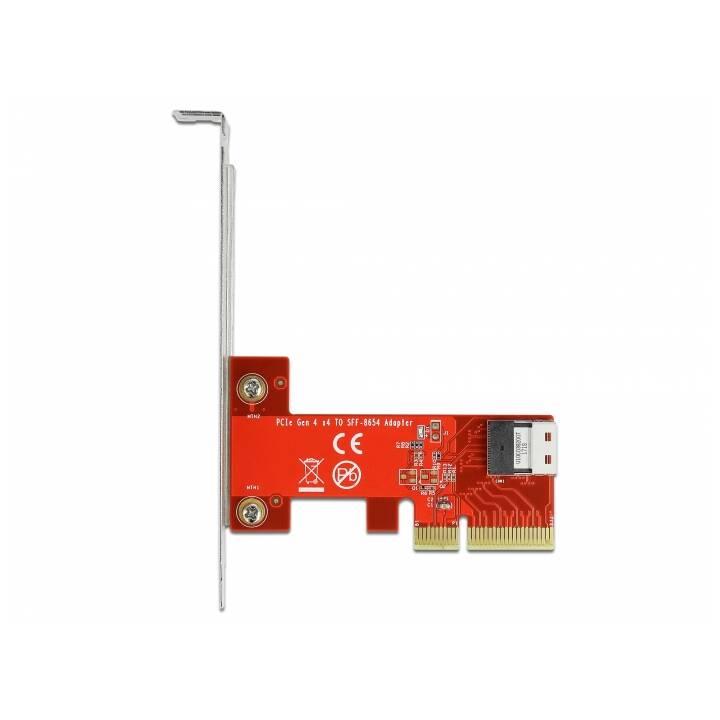 DELOCK Carte d'interface (PCI)
