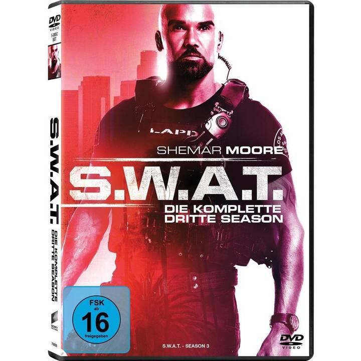 S.W.A.T.  Staffel 3 (DE, EN)