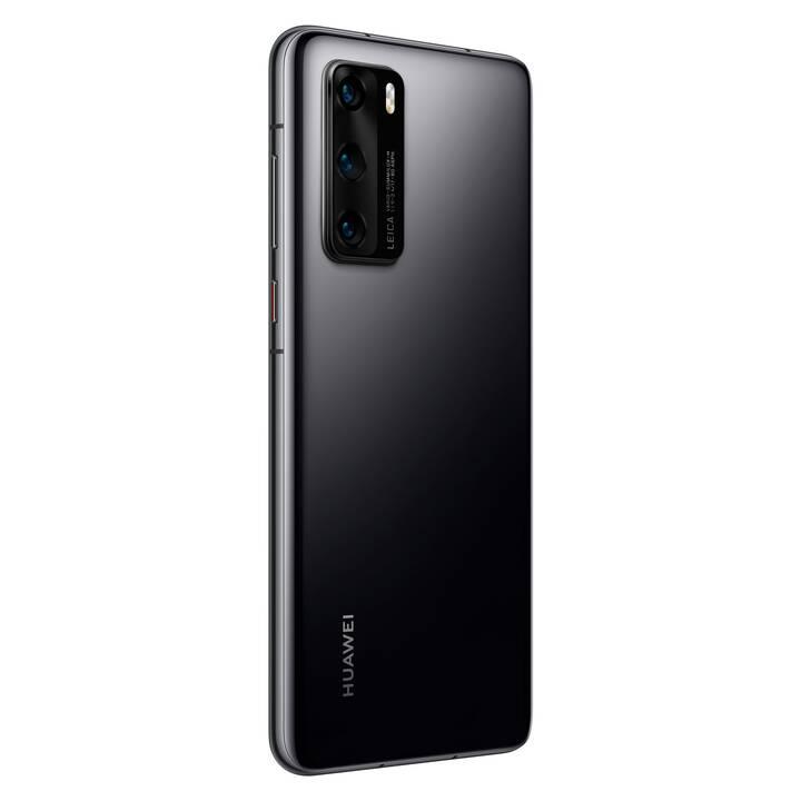 """HUAWEI P40 (5G, 6.1"""", 128 GB, 50 MP, Noir) – SANS Google Mobile Services"""