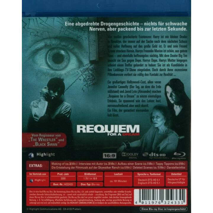 Requiem for a dream (DE, EN)