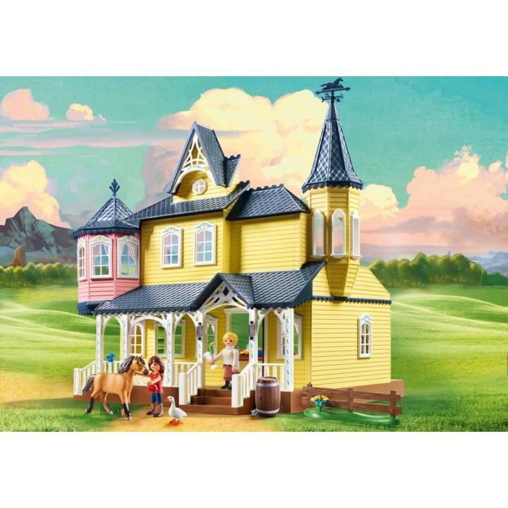 PLAYMOBIL Spirit Riding Free Luckys glückliches Zuhause (9475)