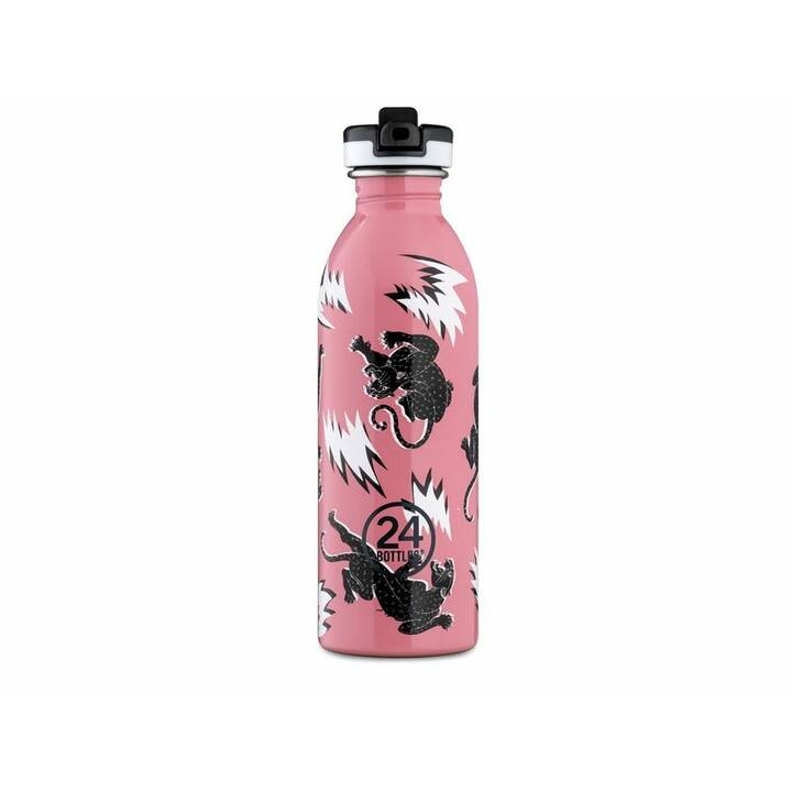 24BOTTLES Borraccia Urban (0.5 l, Pink)