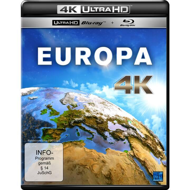 Europa 4K Ultra HD Blu-ray (DE, EN)