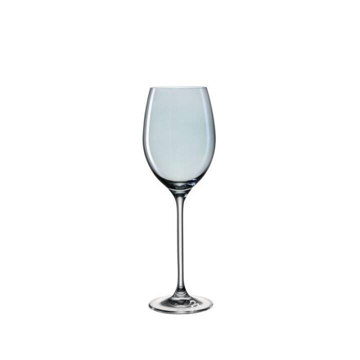 LEONARDO Verre à vin Lucente (400 ml, 6 Pièce)