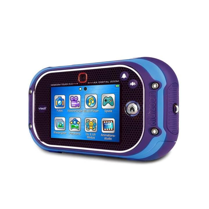 VTECH Kidizoom Touch 5.0, Blau (DE)