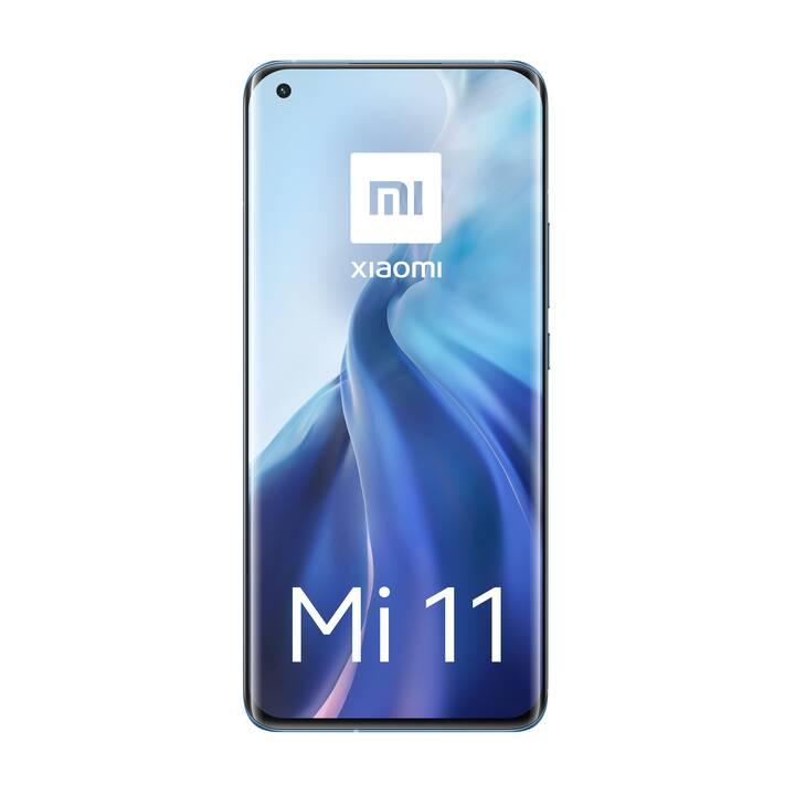 "XIAOMI Mi 11 (5G, 256 GB, 6.81"", 108 MP, Horizon Blue)"
