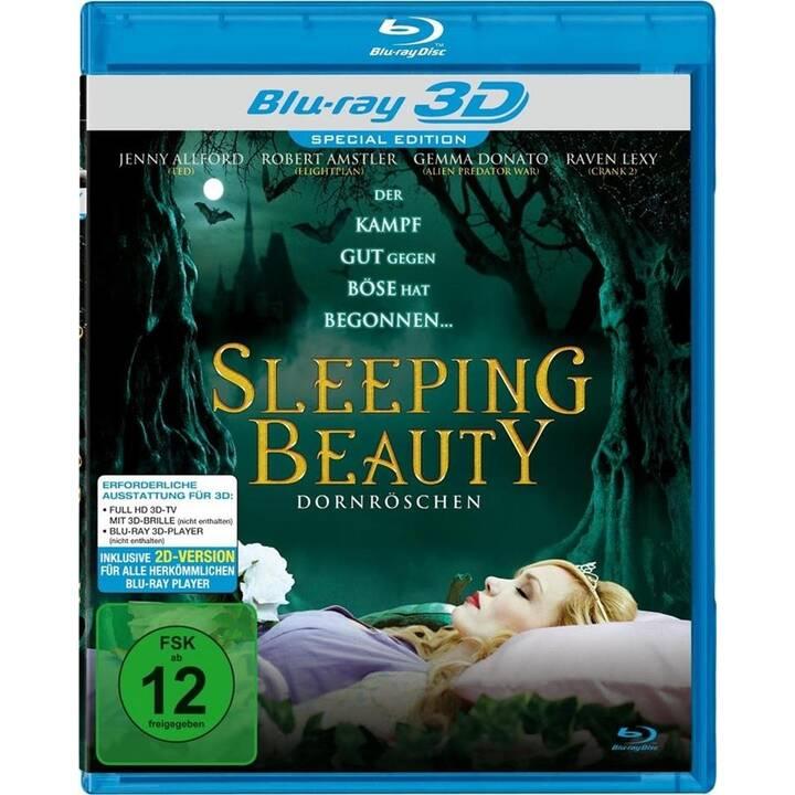 Sleeping Beauty - Dornröschen  (DE, EN)