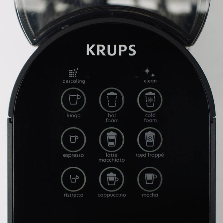 KRUPS Atelier XN8908CH (Nespresso, Noir)