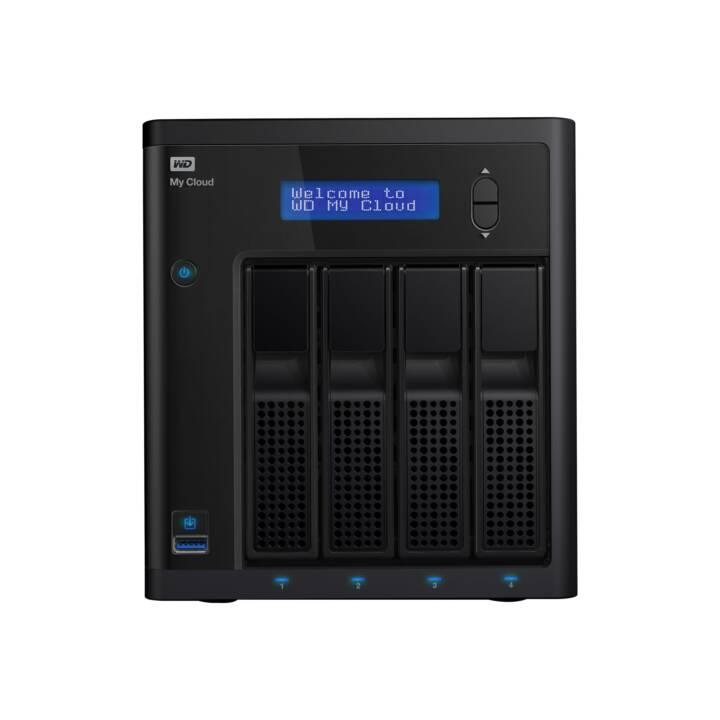 WD My Cloud PR4100 (24 TB)