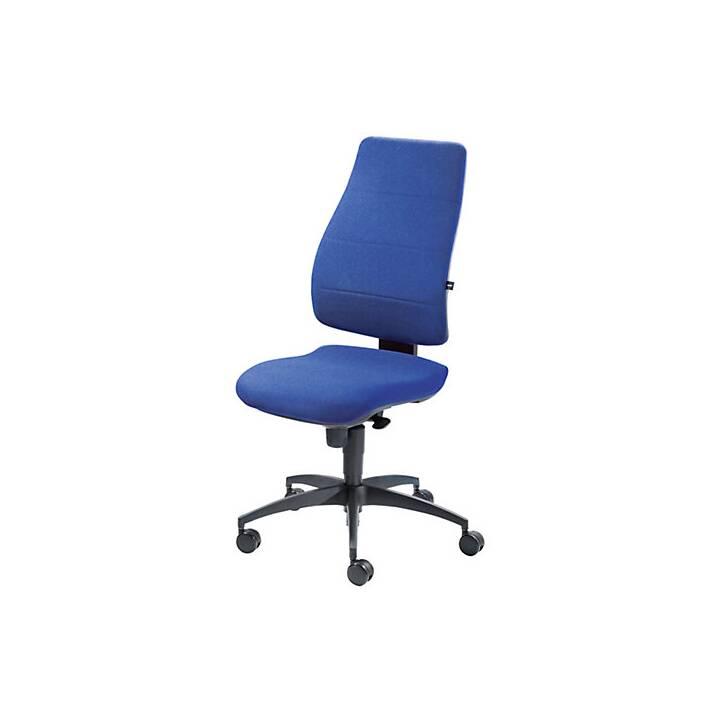 TOPSTAR Bürostuhl (Blau, Graphite Black)