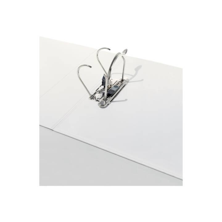 Cartella di presentazione LEITZ A4 su larghezza 5 cm bianco