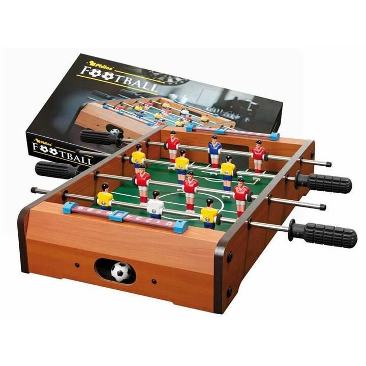 PHILOS Table Game Table calciobalilla (Pannello di fibra a media densità (MDF))