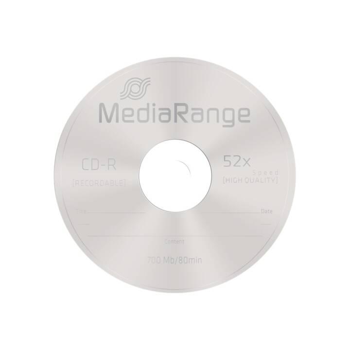 MEDIARANGE CD-R x100