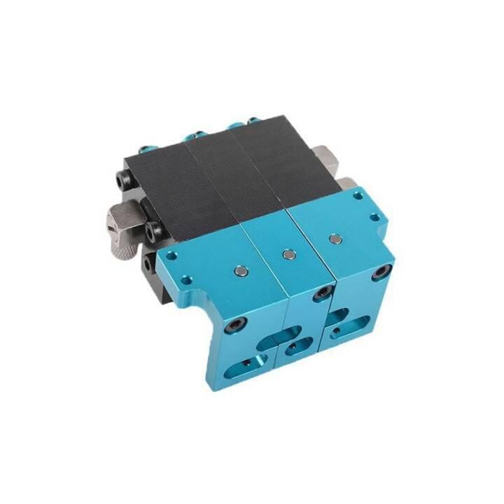 RC4WD Hydraulik-Ventil Heavy Equipment Bauteile (Schwarz, Edelstahl)