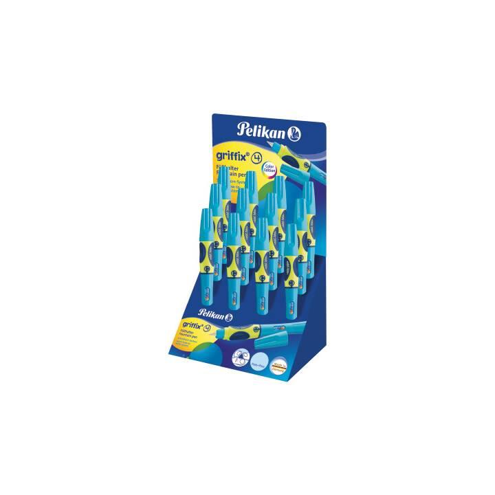 PELIKAN Griffix Display 12 Stk. Penne stilografice (Blu)