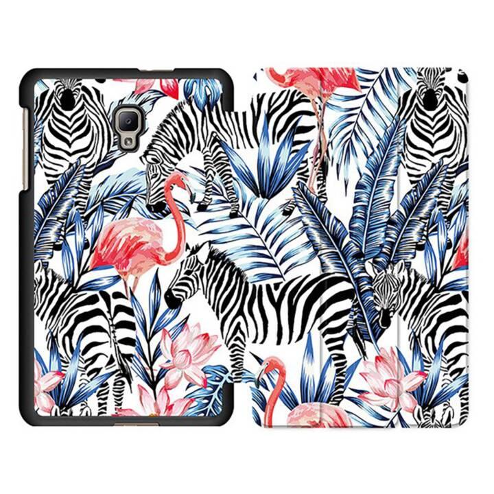"""EG MTT Custodia tablet per Samsung Galaxy Tab A 8"""" (2017) - Zebra"""