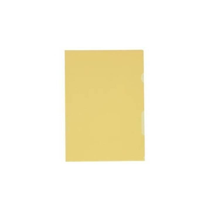 KOLMA RACER VISA lisse A4 giallo 10 pezzi