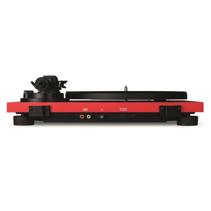 Reloop TURN2 Giradischi con trasmissione a cinghia Rosso