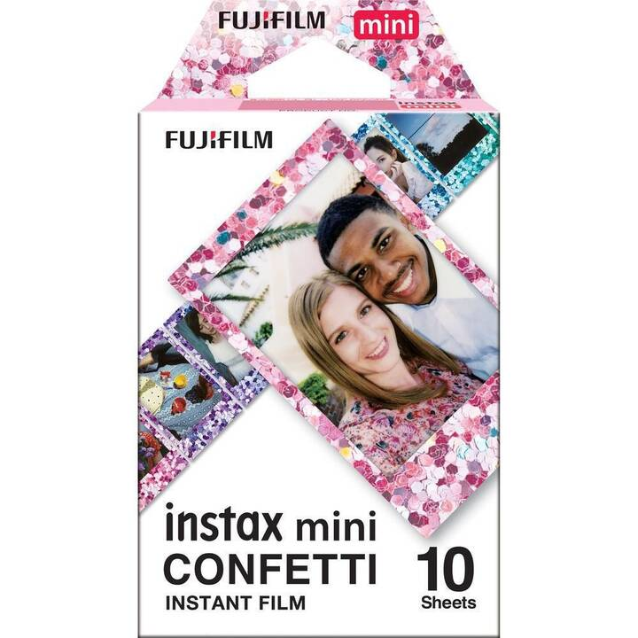 FUJIFILM Instax Mini Papier photo