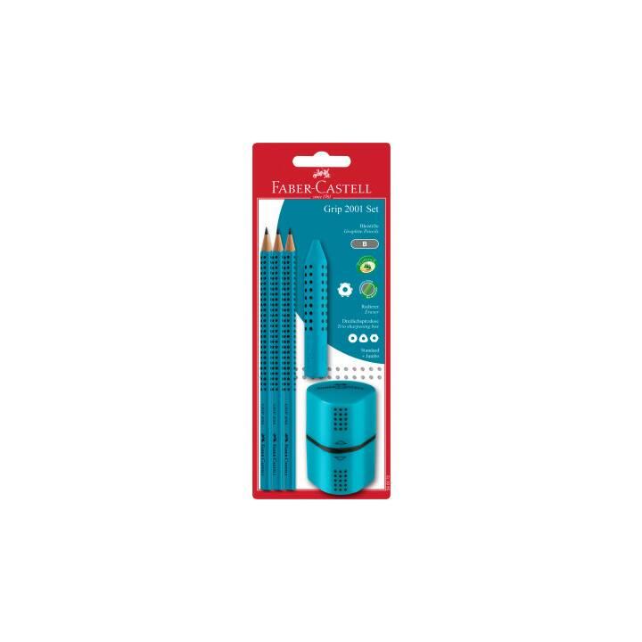 FABER-CASTELL Bleistift Grip 2001 (B)