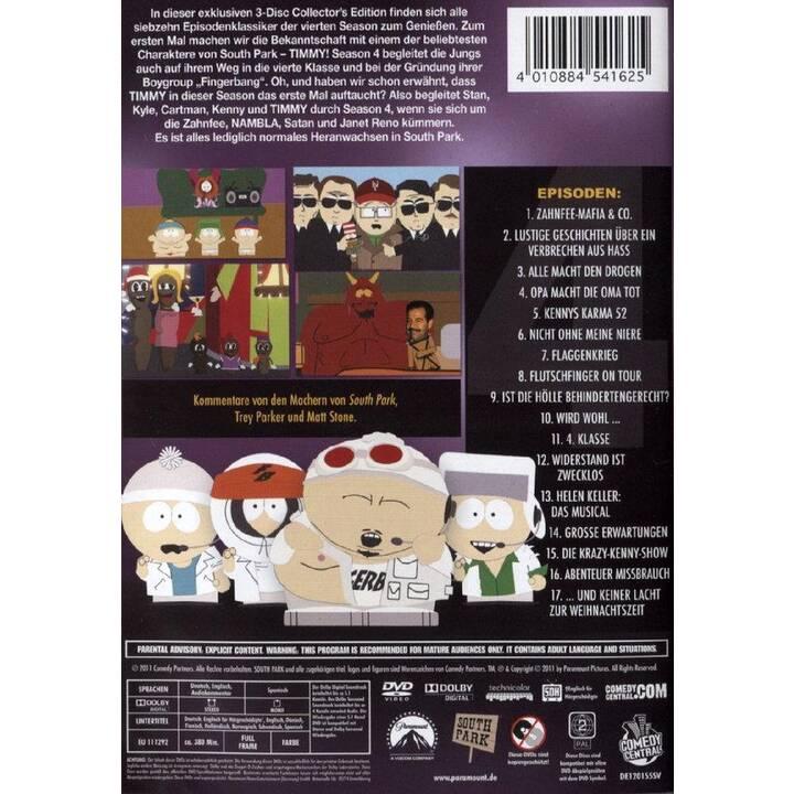 South Park Staffel 4 (ES, DE, EN)