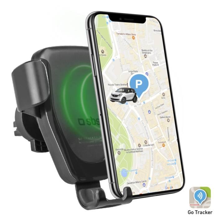 SBS Wireless Car Supporto da veicolo (Nero)