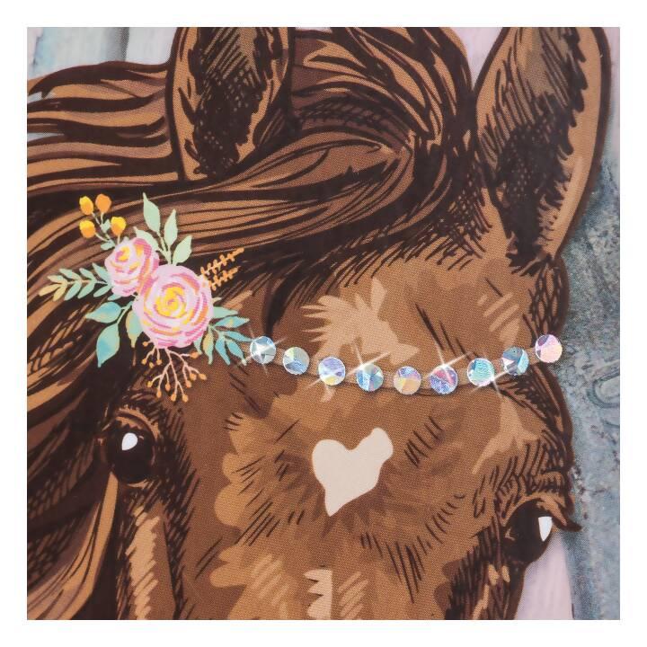 BRUNNEN Livres d'aimis Ponnylove (Multicolore)