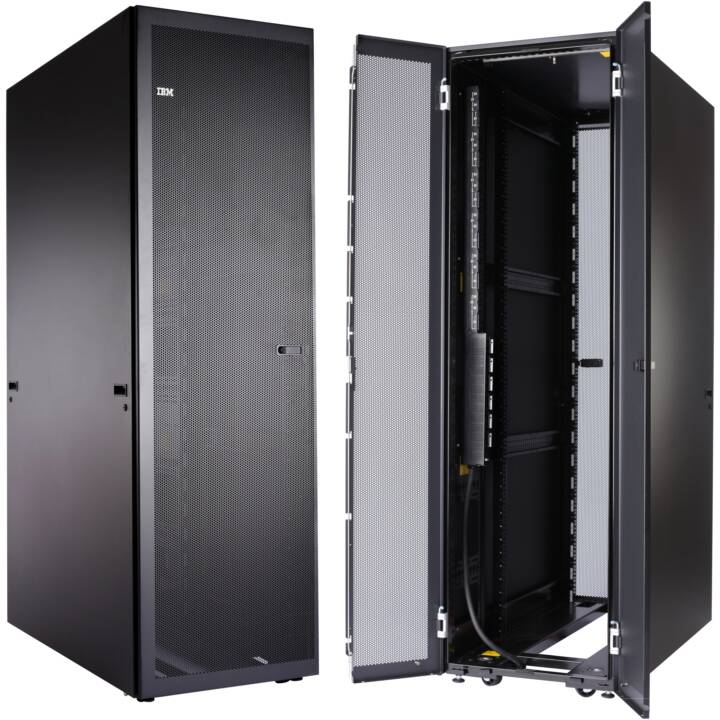 LENOVO Static Rack (Case per server)