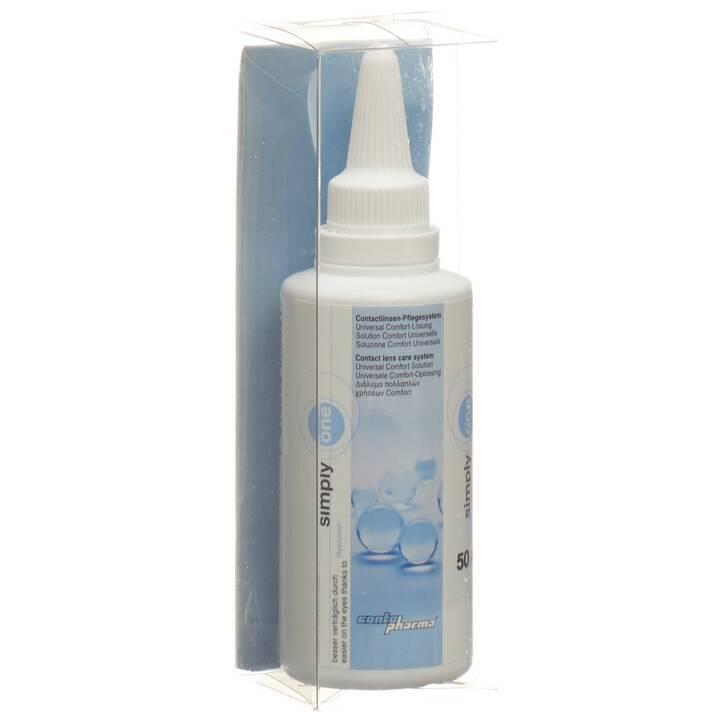 CONTOPHARMA Comfort Simply One (Linsenpflegemittel, 1 Stück)