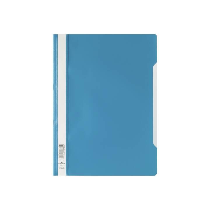 DURABLE Schnellhefter A4 blau
