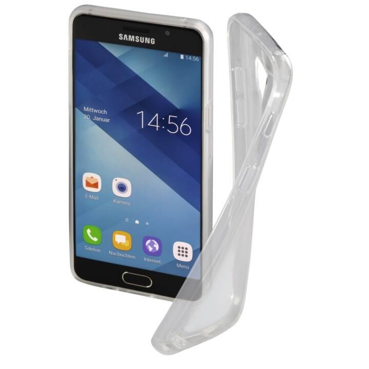 HAMA Backcover Crystal Clear (Galaxy A5 (2017), Transparente)