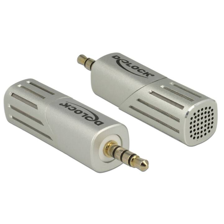 DELOCK microphone à condensateur