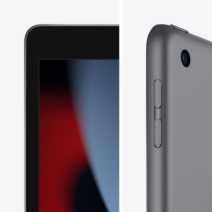 "APPLE iPad Wi-Fi 2021 9th Gen (10.2"", 64 GB, Space Grau)"