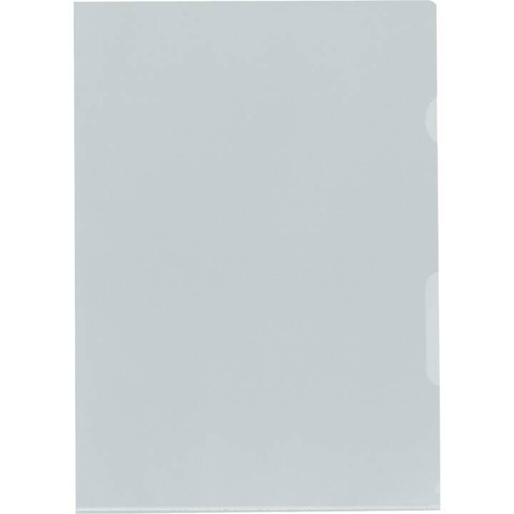 KOLMA Dossiers chemises (Transparent, A4, 100 pièce)