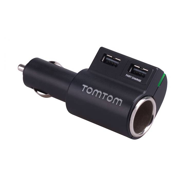 TOMTOM Chargeur auto High Speed Multi (USB de type A)