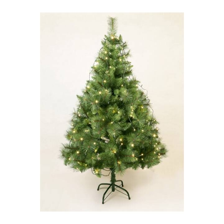 INTERTRONIC Catena luminosa per albero di Natale 160 LED