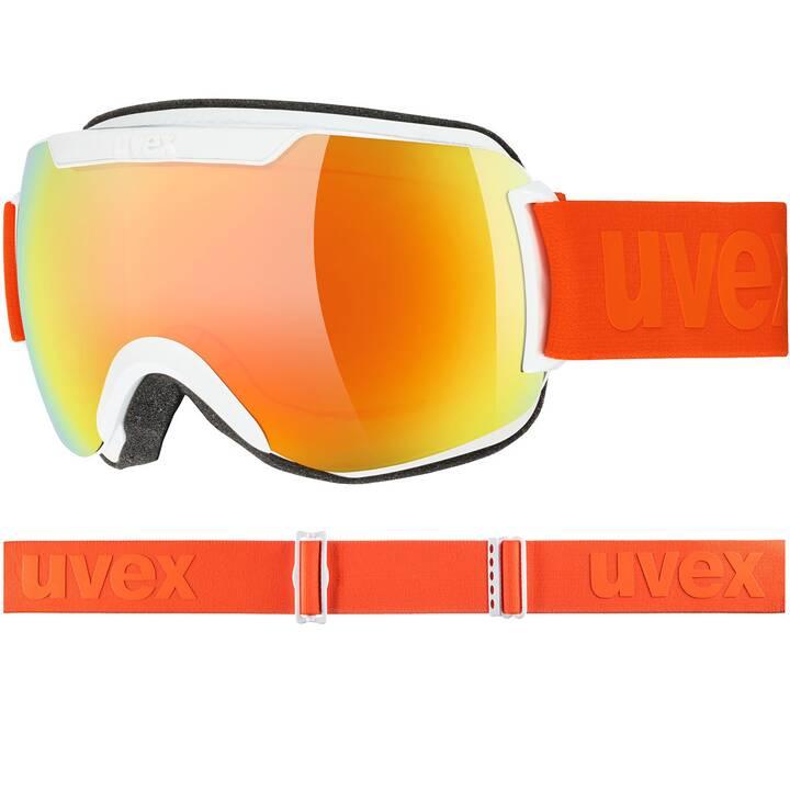 UVEX 2000 CV Occhiali da sci (Arancione, Giallo)