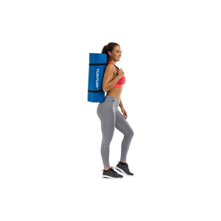 TUNTURI 14TUSFU133 Fitnessmatte (60 cm x 185 cm x 15 mm)