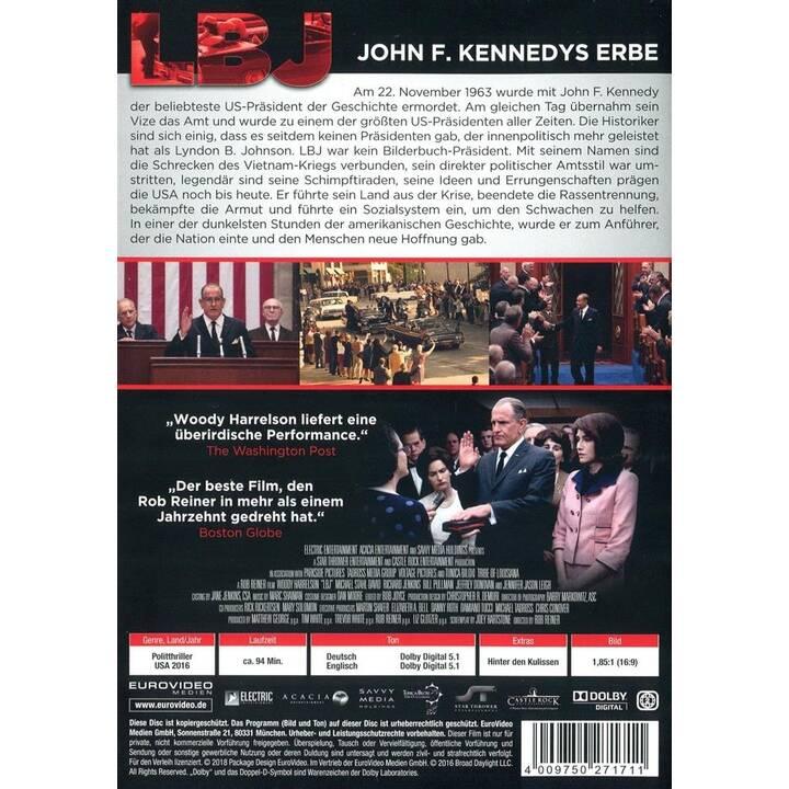 LBJ - John F. Kennedys Erbe (DE, EN)
