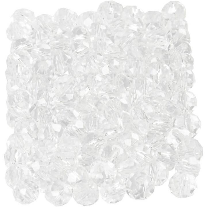 Creativ Company Glasschliffperlen glas,