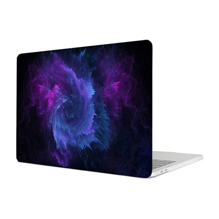 "EG MTT Hülle für Macbook Pro 13"" Touchbar (2016 - 2018) - Lila"