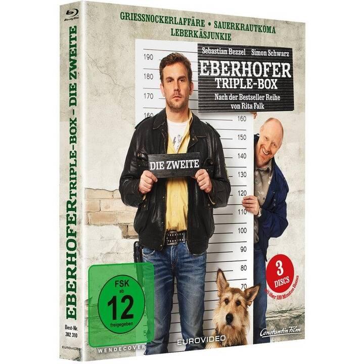Die zweite Eberhofer Triple-Box - Griessnockerlaffäre / Sauerkrautkoma / Leberkäsjunkie (DE)