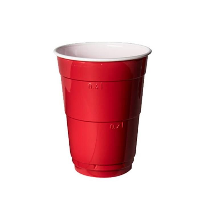 PAPSTAR Bicchiere monouso (0.4 l, 10 x)
