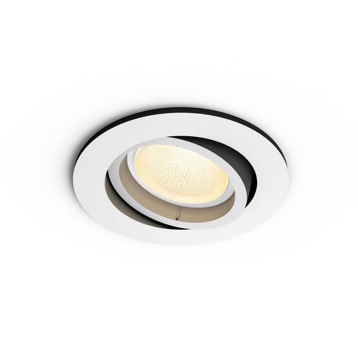 PHILIPS Spot incassato Centura 5045131P7 (LED, 6.5 W)
