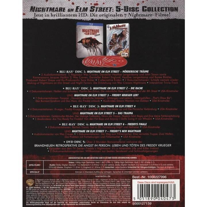 Nightmare on Elm Street Collection (DE)