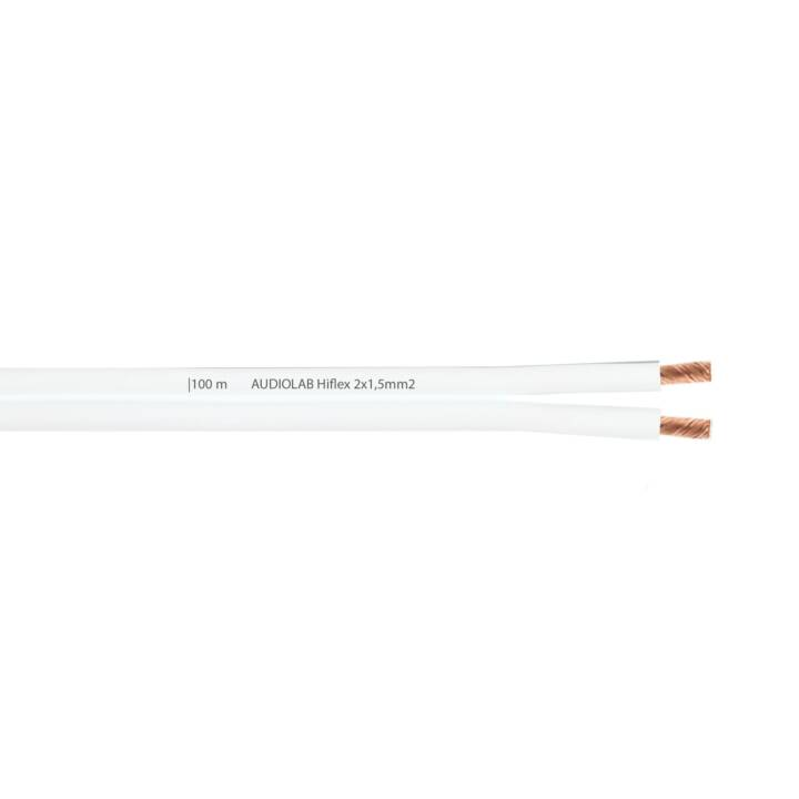 AUDIOLAB Lautsprecherkabel 2 x 1,5 mm²